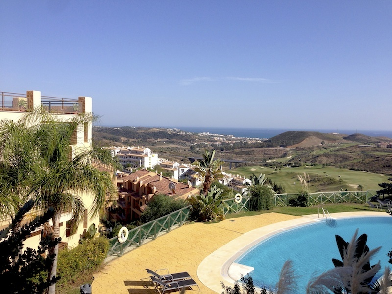 Luxury La Cala Holiday Penthouse For Rent