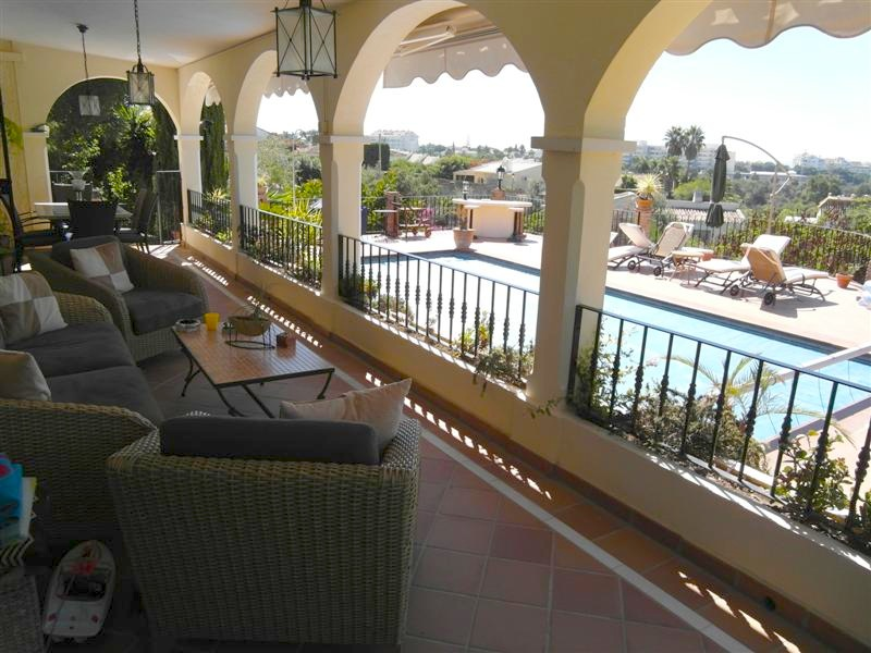 El Rosario Marbella Villa For Rent