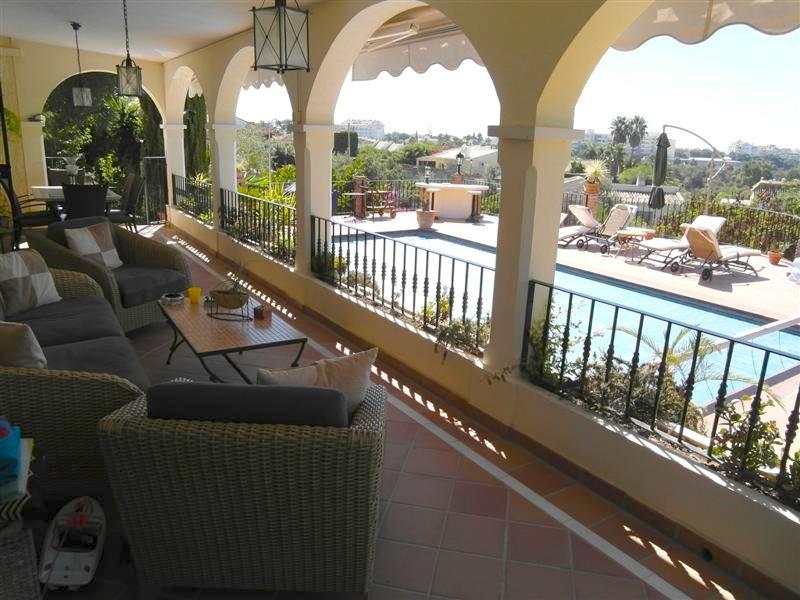 El Rosario Marbella Villa For Rent